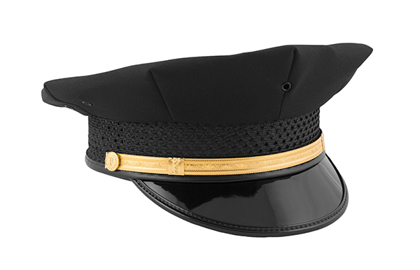 8 point police cap style no o8bo2b8 bayly hats